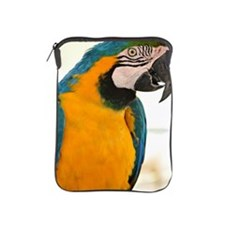 Colorful parrot iPad Sleeve