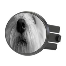 West highland terrier's nose Hitch Cover