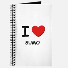 I love sumo Journal