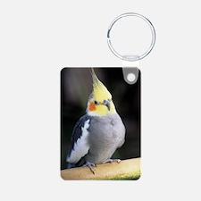 Cockatiel Keychains