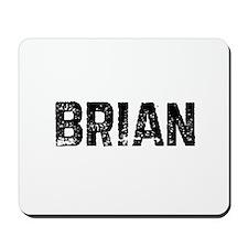 Brian Mousepad