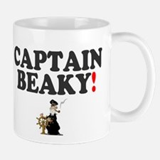 CAPTAIN BEAKY! Mugs