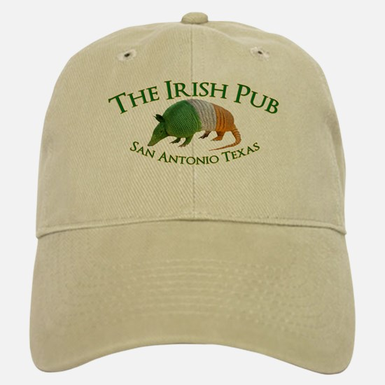 Irish Pub Baseball Baseball Cap