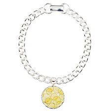 Lemon slices arranged in Bracelet
