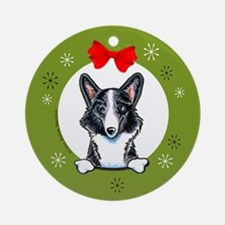 Cardigan Welsh Corgi Lover Gift Christmas Ornament