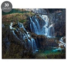 Plitvice Lakes National Park Puzzle