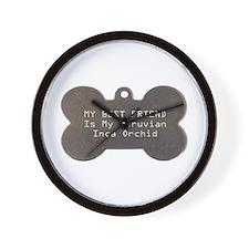 PIO Friend Wall Clock