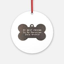 PIO Friend Ornament (Round)