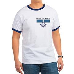 Masonic Korean War Vet T