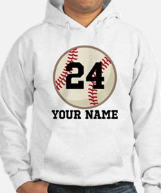 Personalized Baseball Sports Hoodie