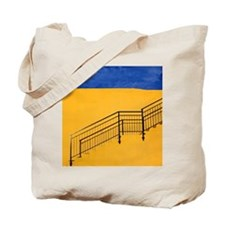 All roads to sea Tote Bag