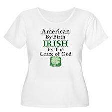 Irish-Grace Of God T-Shirt