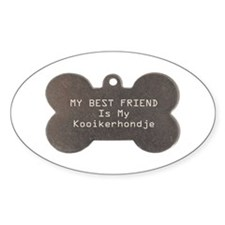 Kooiker Friend Oval Decal