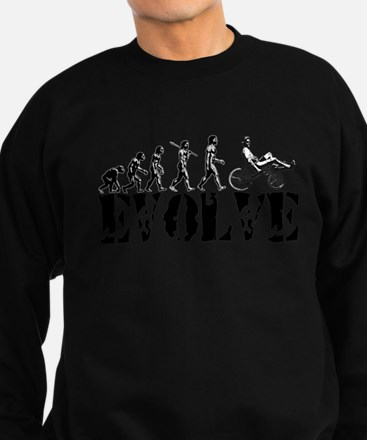 Recumbent Bicycle Jumper Sweater
