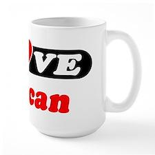 I Love Duncan Mug