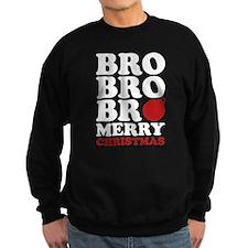 Bro Bro Bro Merry Christmas Sweatshirt