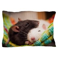 Sleeping rats Pillow Case