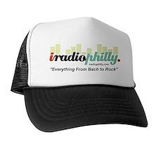 Bach to Rock (black) Trucker Hat