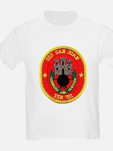 USS SAN JUAN T-Shirt