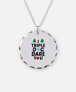 I Triple Dog Dare You Necklace