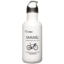 Cycling T Shirt Design Sports Water Bottle