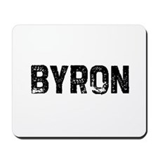 Byron Mousepad