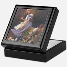 Alice & Jury Box Keepsake Box