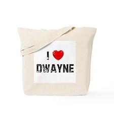 I * Dwayne Tote Bag