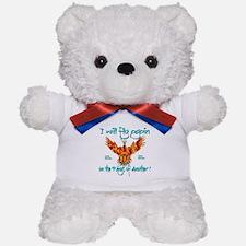 PhoenixOrganDonar Teddy Bear