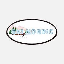 Ski Nordic Patch