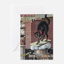 Baking_powder_advertisement_1885 Greeting Cards