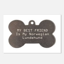Lundehund Friend Postcards (Package of 8)