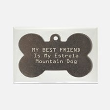 Estrela Friend Rectangle Magnet (100 pack)