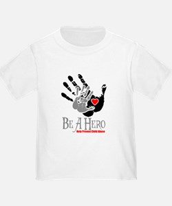 Be A Hero T