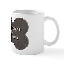 Spitz Friend Mug