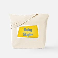 Baby Skyler Tote Bag
