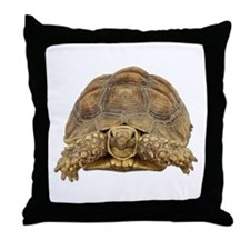 Tortoise Photo Throw Pillow