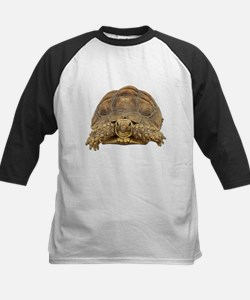 Tortoise Photo Kids Baseball Jersey