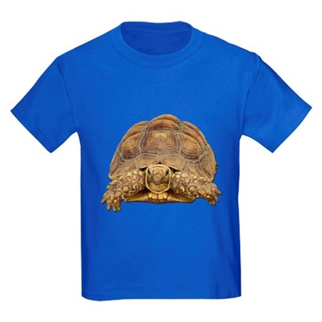Tortoise Photo Kids Dark T-Shirt