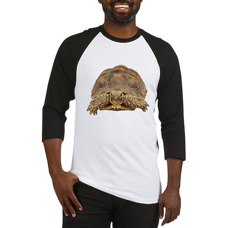 Tortoise Photo Baseball Jersey