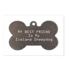 Sheepdog Friend Postcards (Package of 8)