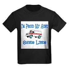 Ambulance Saves Lives-Aunt T