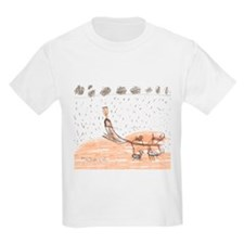 My Weekend Mushing w/story T-Shirt