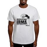 Hurricane irma Light T-Shirt