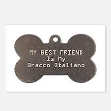 Bracco Friend Postcards (Package of 8)
