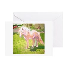 Cool Rocky mountain horse Greeting Cards (Pk of 10)