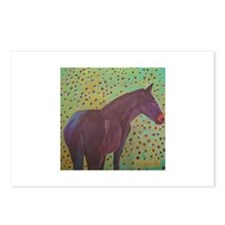 Cool Icelandic horse Postcards (Package of 8)