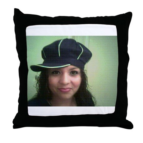 Hottest Military Wife No3 Throw Pillow