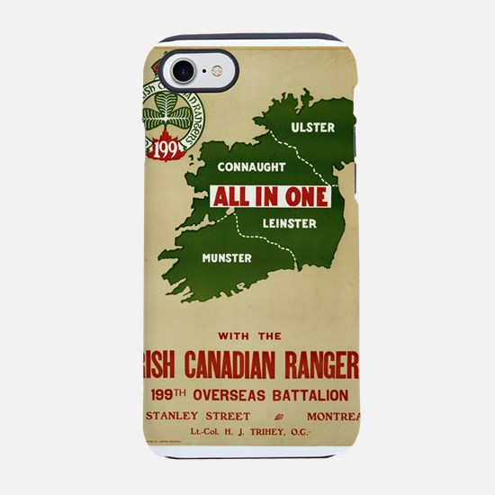 All In One With The Irish Canadian Rangers 199th O