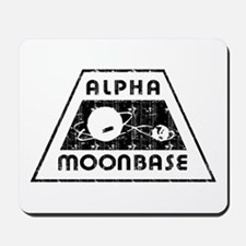 ALPHA MOONBASE Mousepad